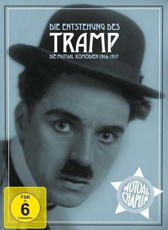 DVD »Charlie Chaplin: Die Entstehung des Tramp -...«