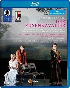 Blu-ray »Strauss, Richard - Der Rosenkavalier«