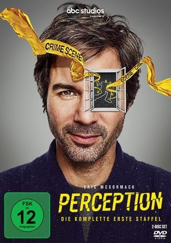 DVD »Perception - Die komplette 1. Staffel (2 Discs)«