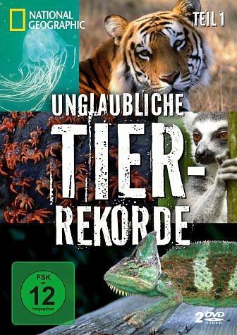 DVD »National Geographic - Unglaubliche...«