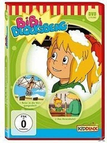 DVD »Bibi Blocksberg - Reise in die Vergangenheit /...«