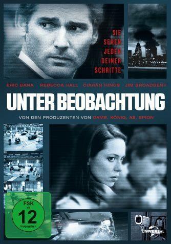 DVD »Unter Beobachtung«