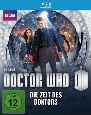 Blu-ray »Doctor Who: Die Zeit des Doktors«