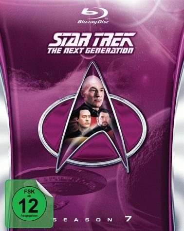 Blu-ray »Star Trek - The Next Generation Season 7 - Box«