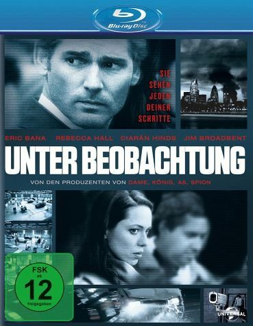 Blu-ray »Unter Beobachtung«