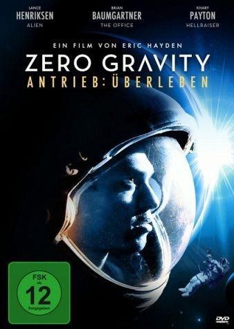 DVD »Zero Gravity - Antrieb Überleben«