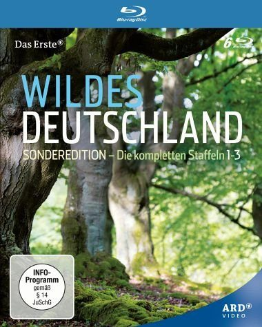 Blu-ray »Wildes Deutschland - Sonderedition: Die...«