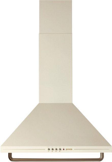Gorenje Classico Kamin-Dunstabzugshaube DK63CLI, D