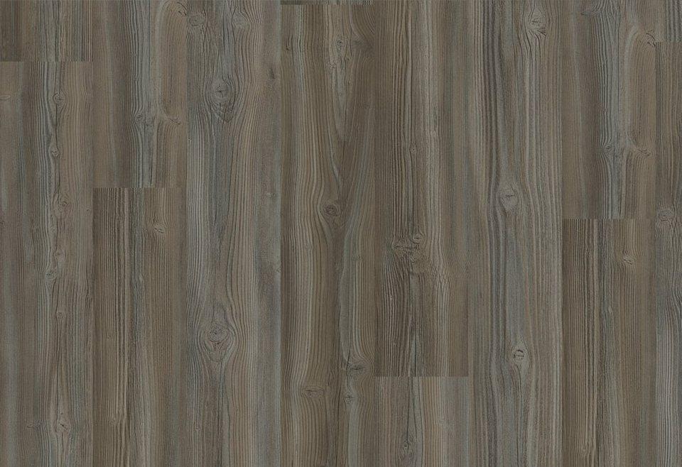 Korklaminat »Megafloor cork+«, pinie Nachbildung in braun