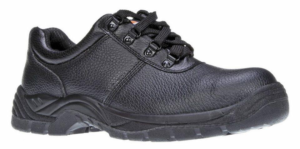 Sicherheitsschuh »Clifton« S1P in schwarz