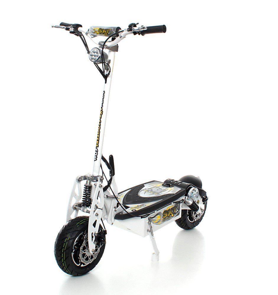 E-Scooter »SXT1000 XL«, 1600 Watt, 55 km/h