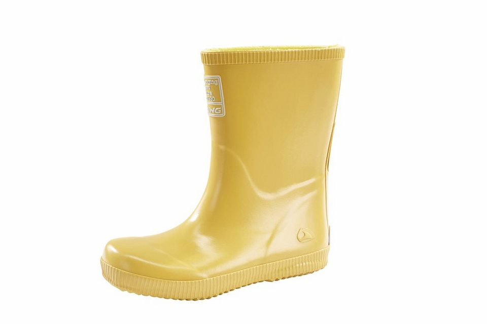 Viking Stiefel »Classic Indie Kids yellow« in gelb