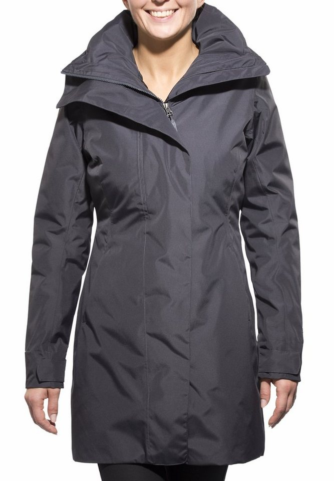 marmot outdoorjacke downtown component jacket women. Black Bedroom Furniture Sets. Home Design Ideas