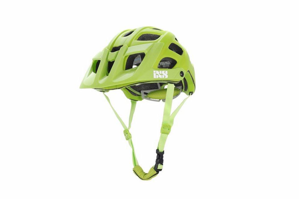 IXS Fahrradhelm »Trail RS Helmet« in grün