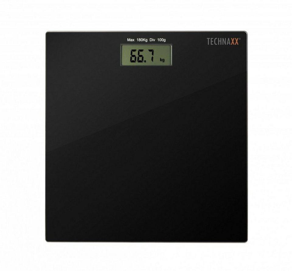 Technaxx Waage »Smart Fitness Waage TX-41«