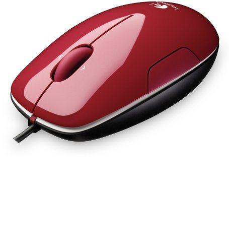 Logitech Maus »Laser Mouse M150 cinnamon - 910-003751«