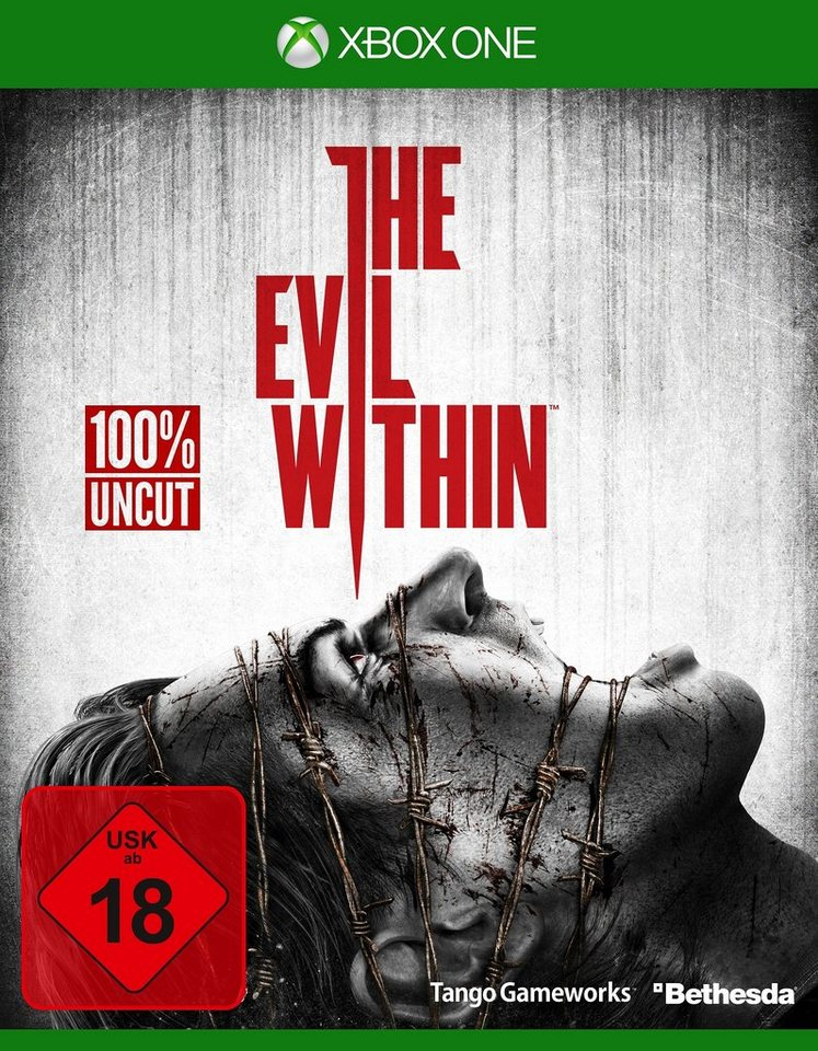 The Evil Within (100% uncut) Xbox One