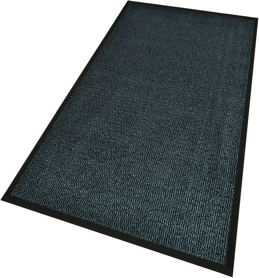 l ufer hanse home faro line rutschhemmend beschichtet meliert waschbar in und outdoor. Black Bedroom Furniture Sets. Home Design Ideas