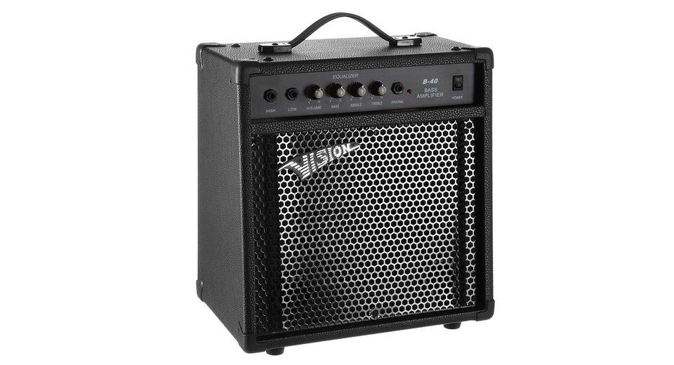 E-Bassverstärker, »Verstärker B40«, MSA