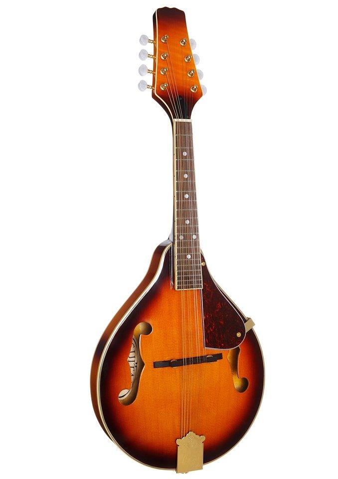 Mandoline, »Bluegrass A-Style Mandoline«, MSA in natur