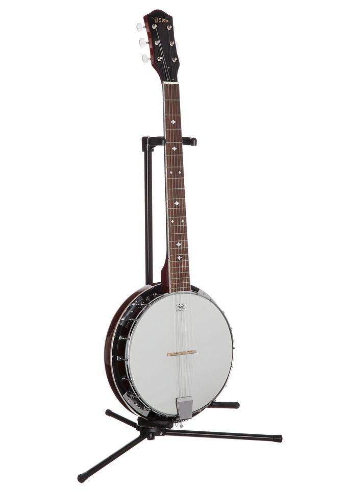 Banjo, »6-saitiges Banjo«, MSA in natur