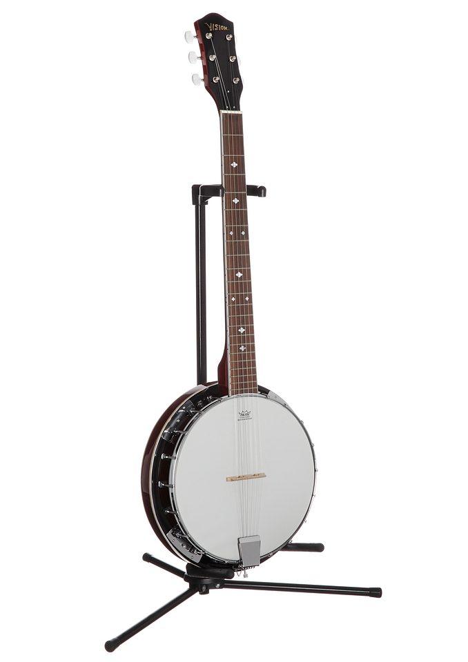 Banjo, »6-saitiges Banjo«, MSA