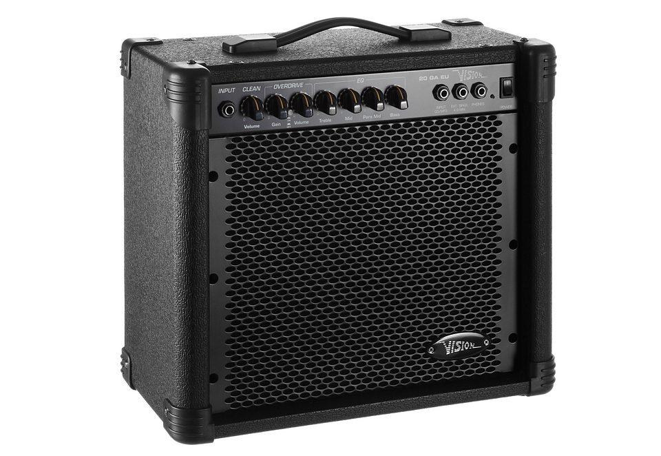 E-Gitarrenverstärker, »Verstärker 20 GAEU«, MSA