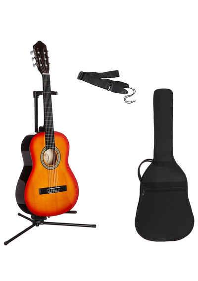Konzertgitarre »Konzertgitarren-Set« 7/8