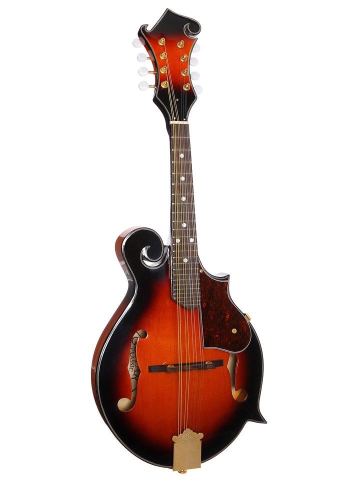 Mandoline, »Bluegrass F-Style Mandoline«, MSA