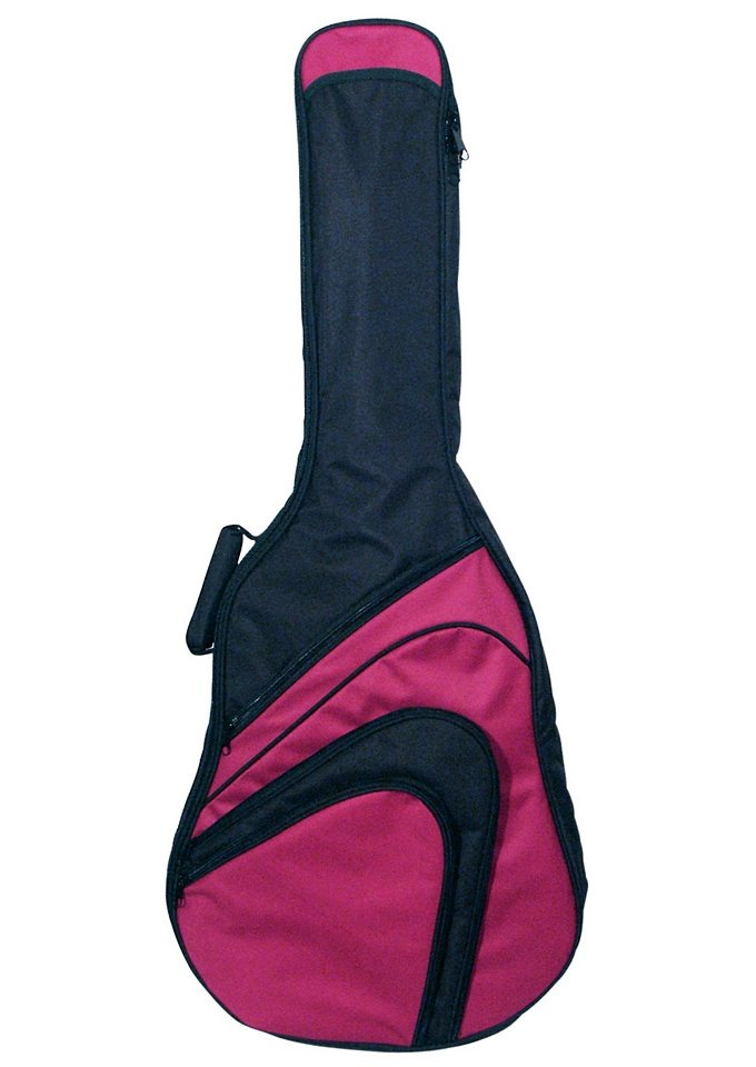 gepolsterte tasche in verschiedenen gr en farben f r konzertgitarren gig bag msa online. Black Bedroom Furniture Sets. Home Design Ideas