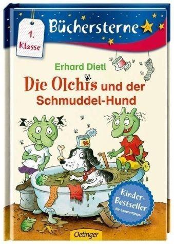 Gebundenes Buch »Die Olchis und der Schmuddel-Hund / Die Olchis...«