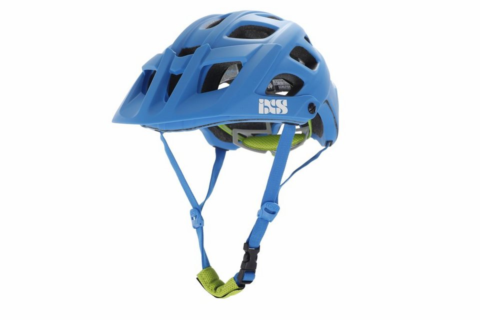 IXS Fahrradhelm »Trail RS Helmet blue« in blau