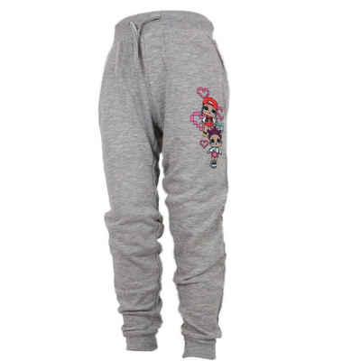 LOL Surprise Jogginghose »Kinder Hose« Gr. 140 bis 140, in Grau oder Pink