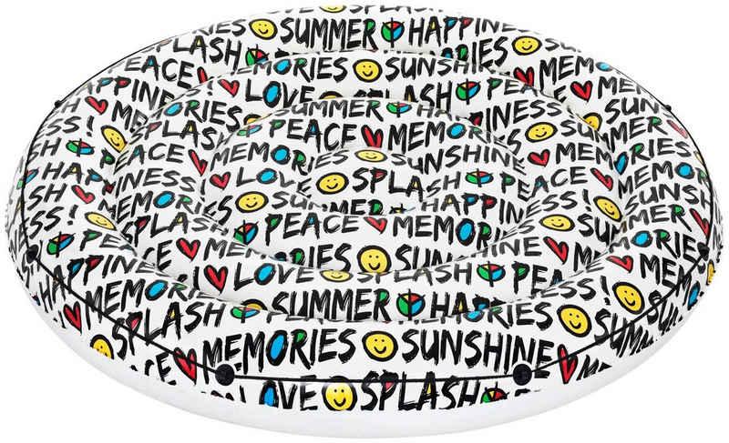 Bestway Badeinsel »Summer Quotes«, ØxH: 173x25 cm