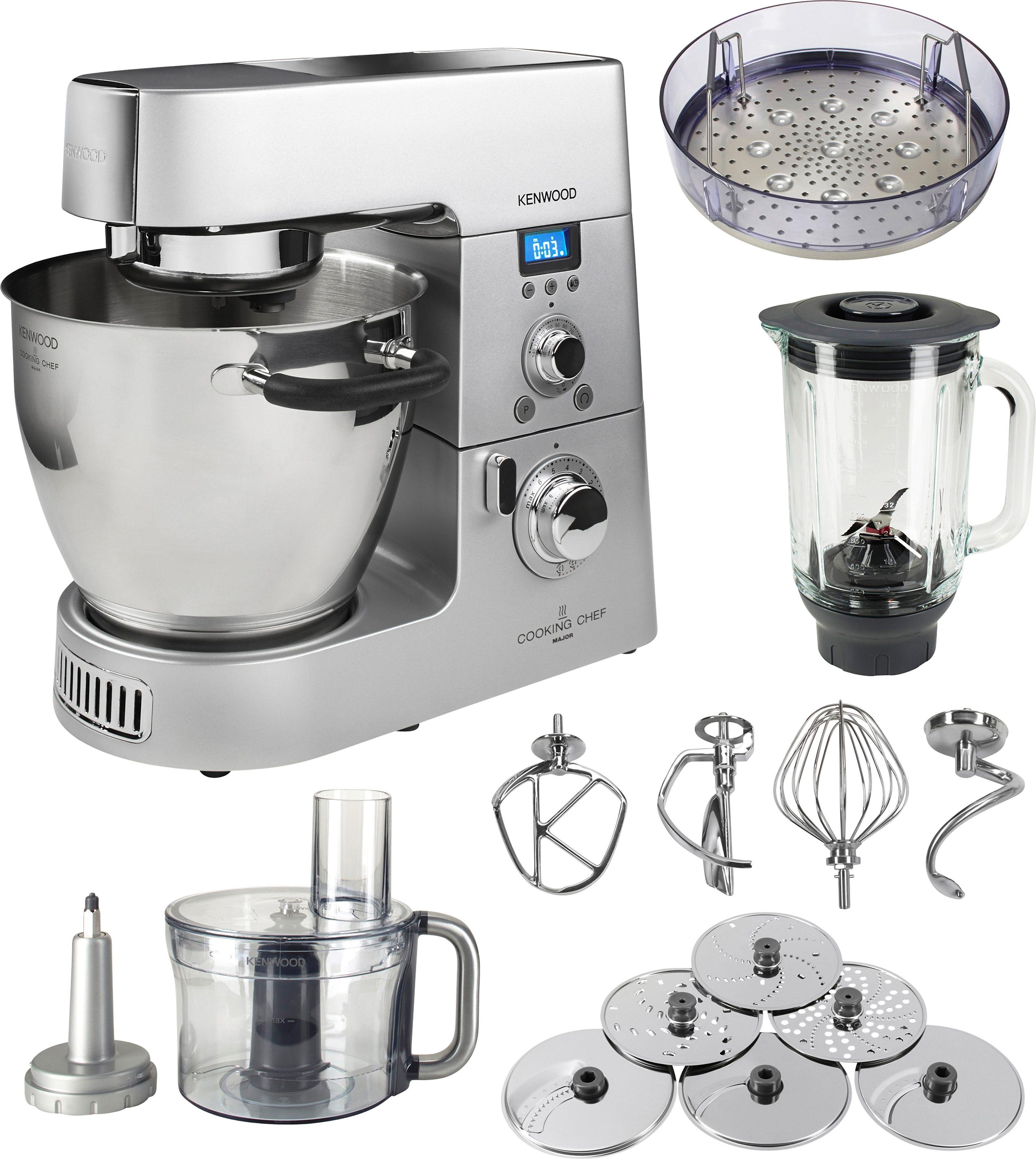 Kenwood Küchenmaschine »Cooking Chef KM086« - inkl. Sonderzubehör im Wert von ca. 270,-€