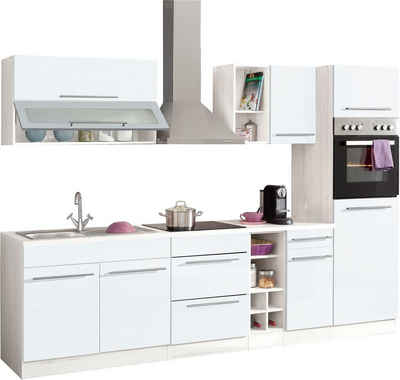 onlineküchen | möbel höffner. der küchenblock: preisgünstige ... - Küchenzeile Ohne Kühlschrank