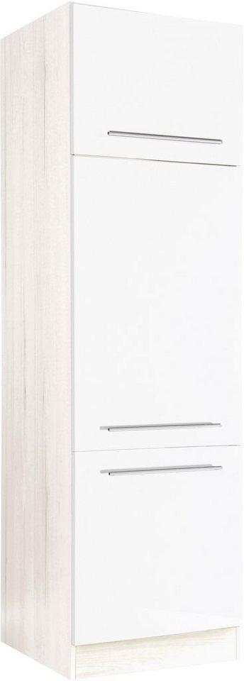 Kühlumbauschrank, Held Möbel, »Avignon« in Weiß
