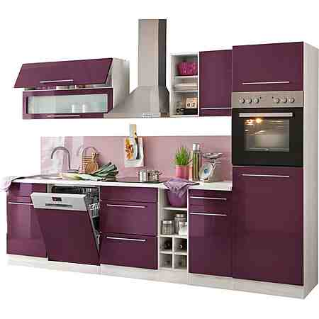Küchenzeilen: Küchenzeilen ohne Geräte