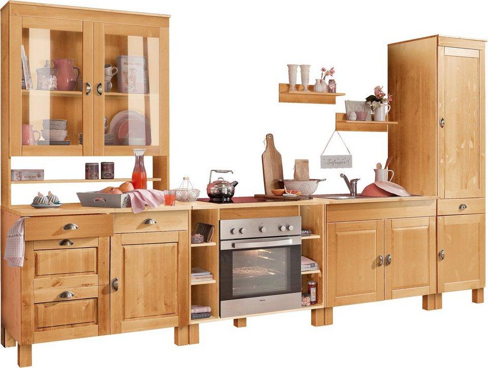 Küchenzeile Oslo ~ spar set oslo (7 teilig) online kaufen otto