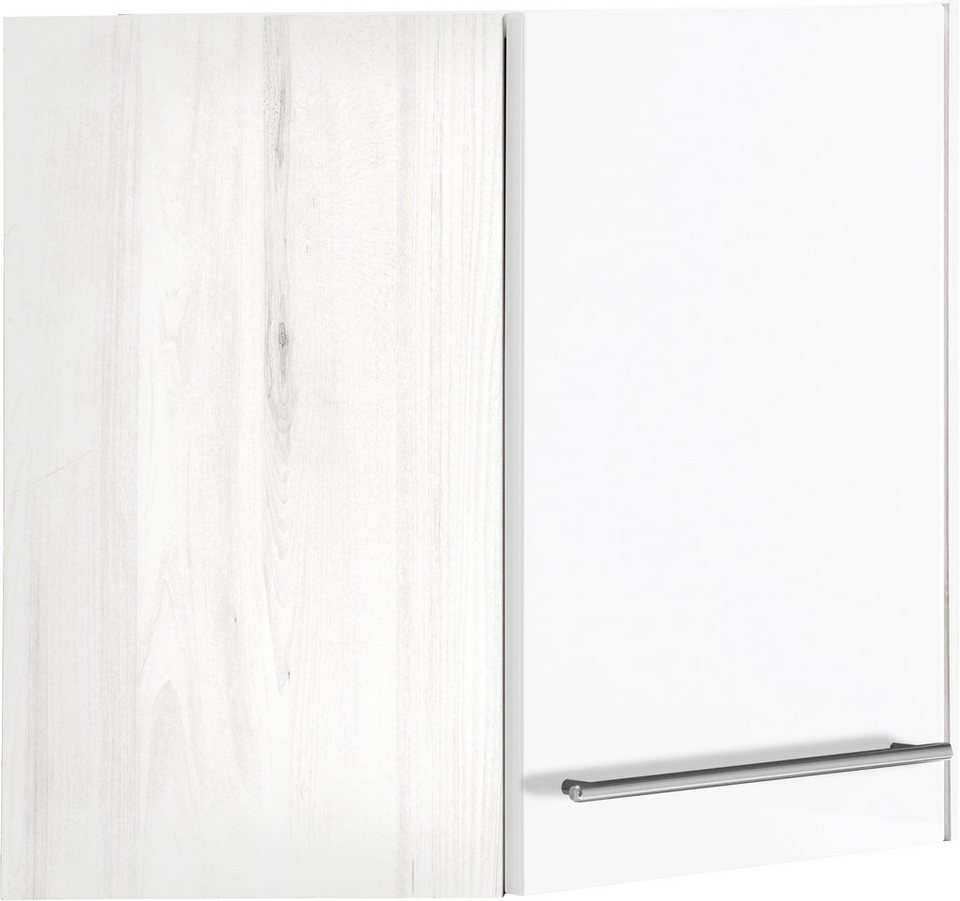 Eckhängeschrank, Held Möbel, »Avignon« in Weiß