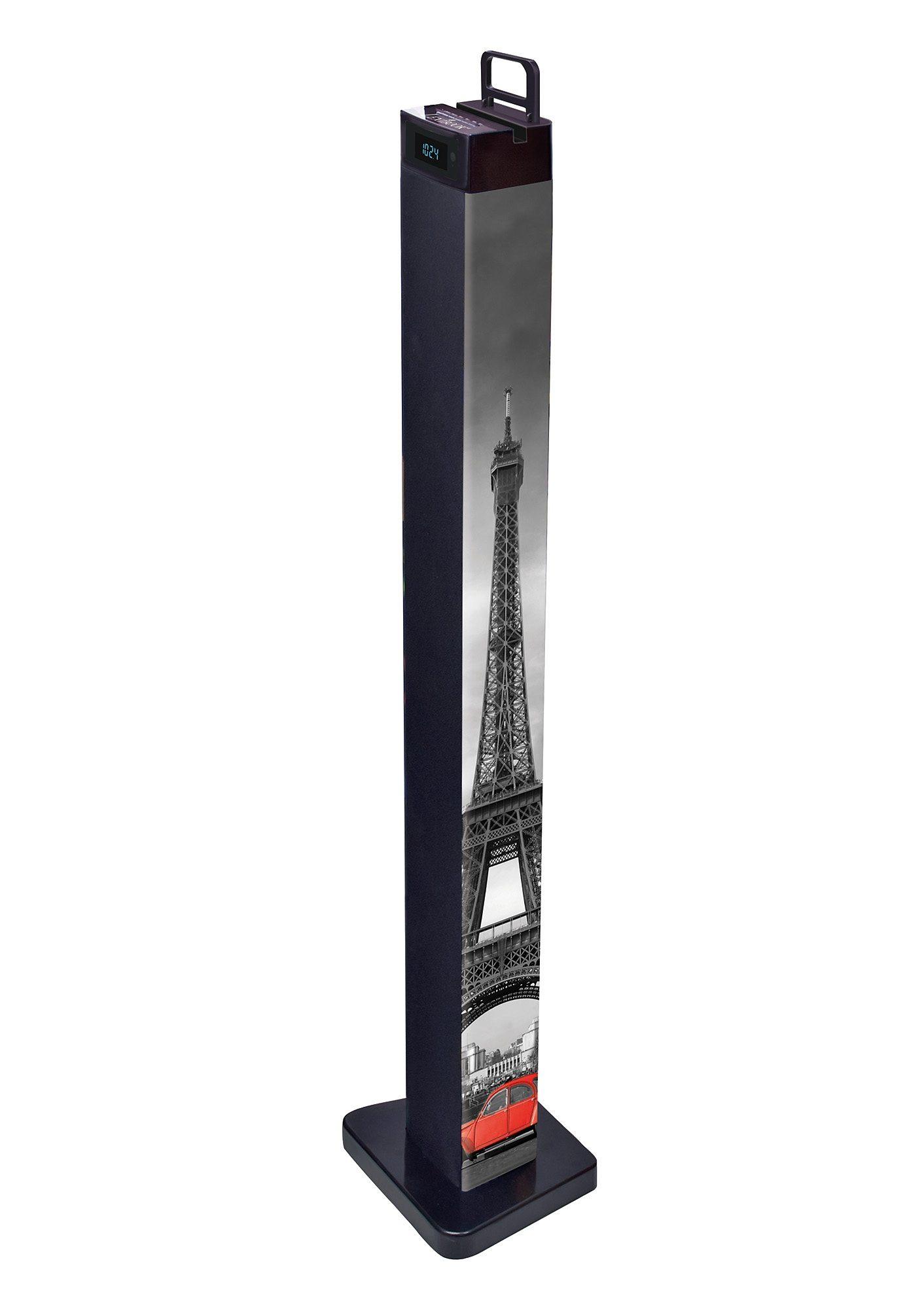 Bluetooth® Stereo Tower, »Paris«, Lexibook