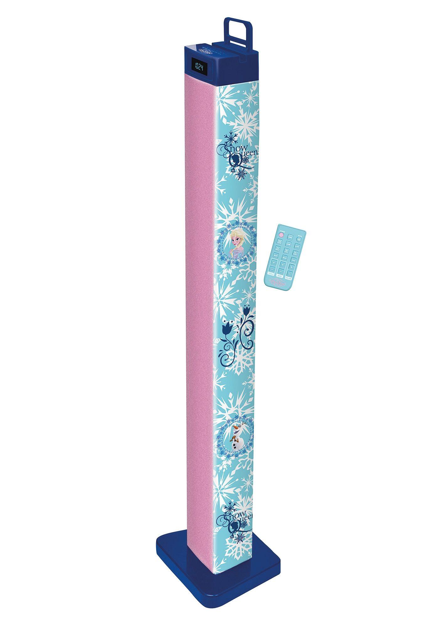 Bluetooth® Stereo Tower, »Disney Frozen«, Lexibook