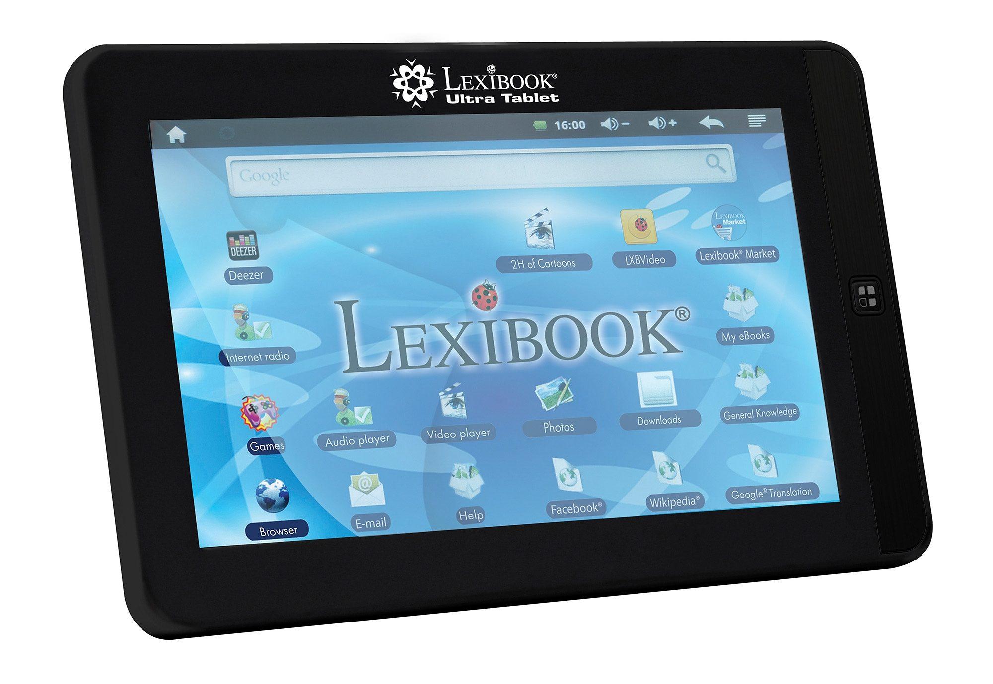 Bildschirm-Schutzfolie, »7-Zoll Tablet«, Lexibook