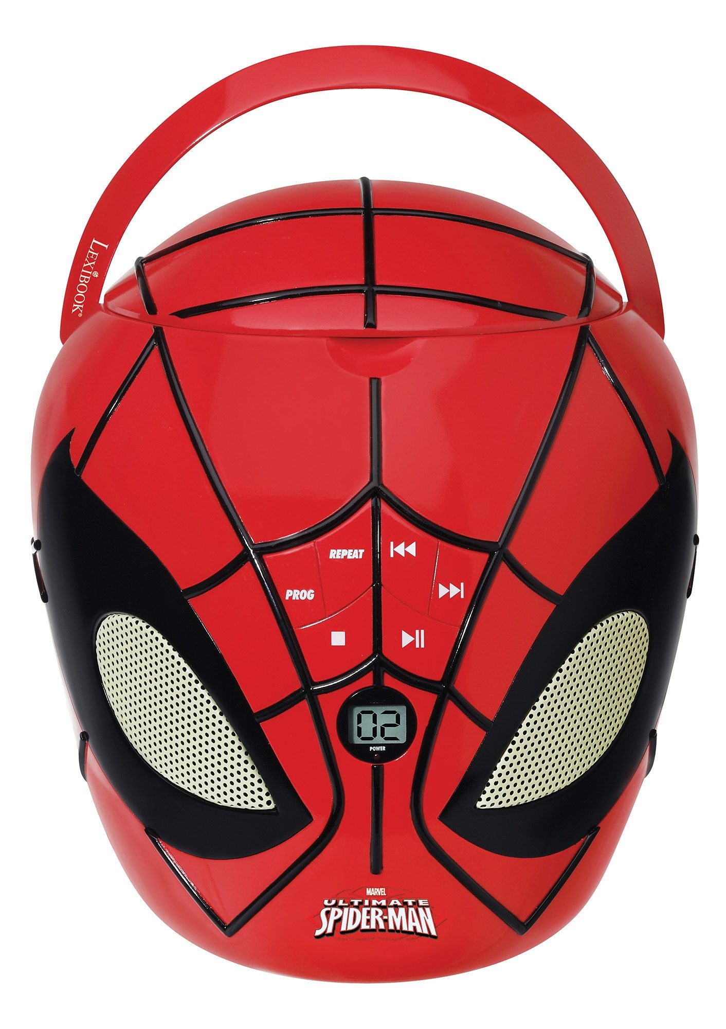 CD-Player, »Spider-Man«, Lexibook