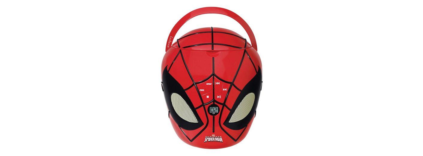 CD-Player, »Spider-Man«, Lexibook