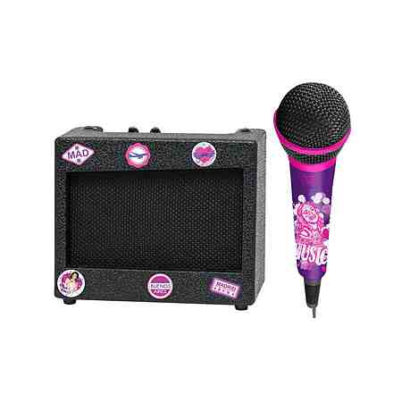 Karaoke-Set, »Disney Violetta«, Lexibook