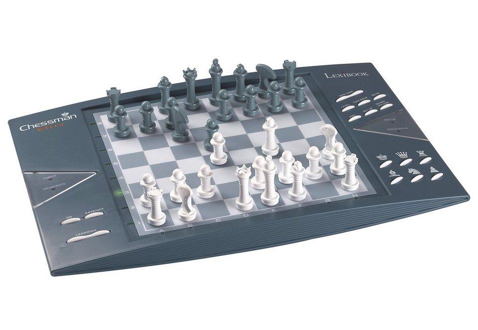 Lexibook, Schachspiel elektronisch,  Elite®