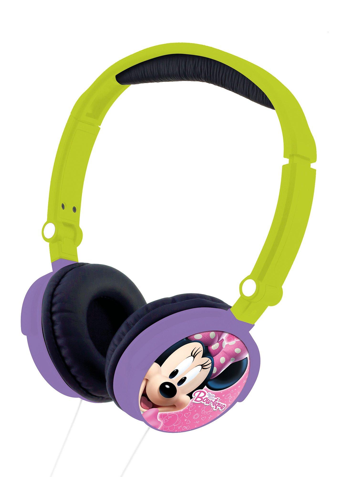 Kopfhörer, »Disney Minnie Mouse«, Lexibook