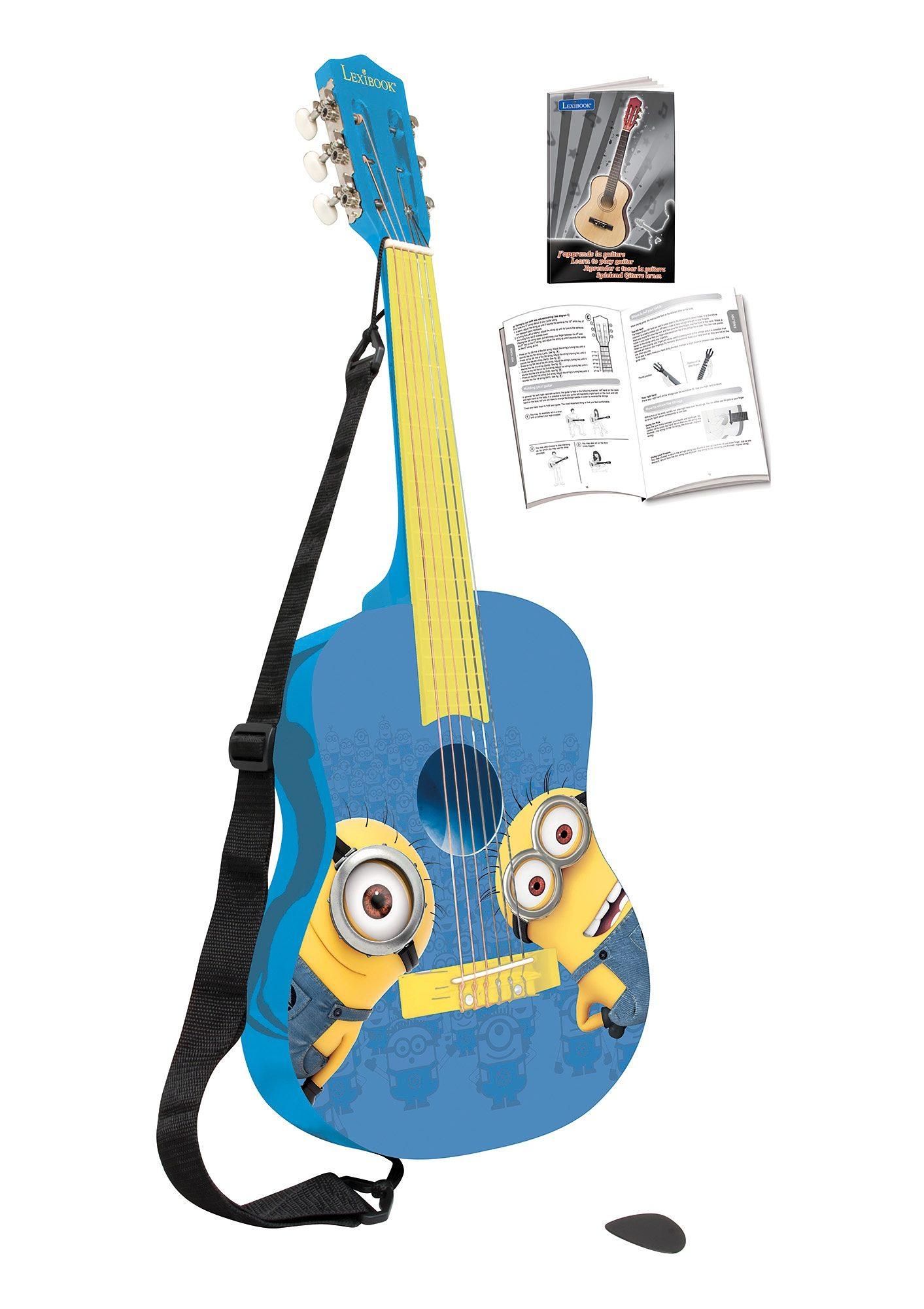 Lexibook, Kindergitarre, »Ich, einfach unverbesserlich«