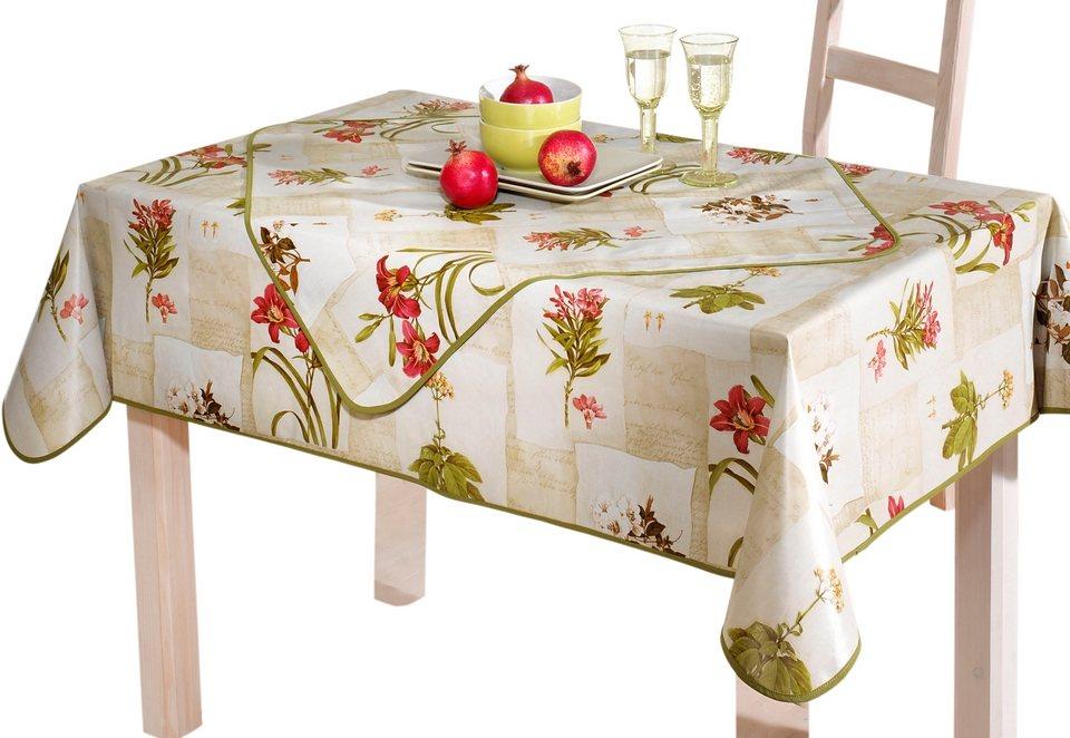 Tischdecke in natur